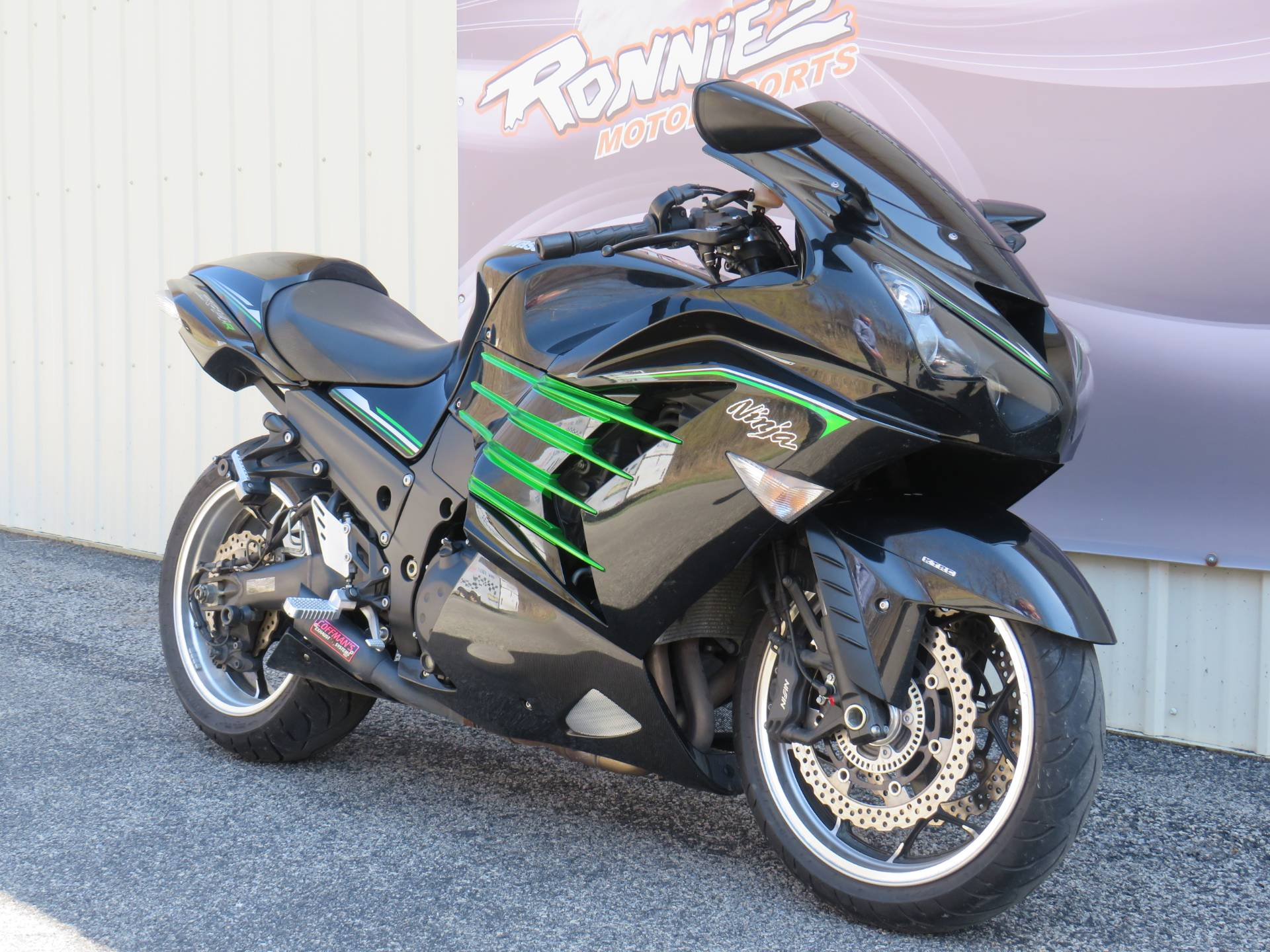 2013 Kawasaki Ninja® ZX™-14R in Guilderland, New York - Photo 2