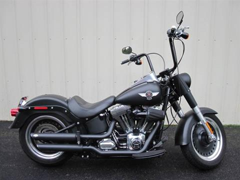 2015 Harley-Davidson Fat Boy® Lo in Guilderland, New York