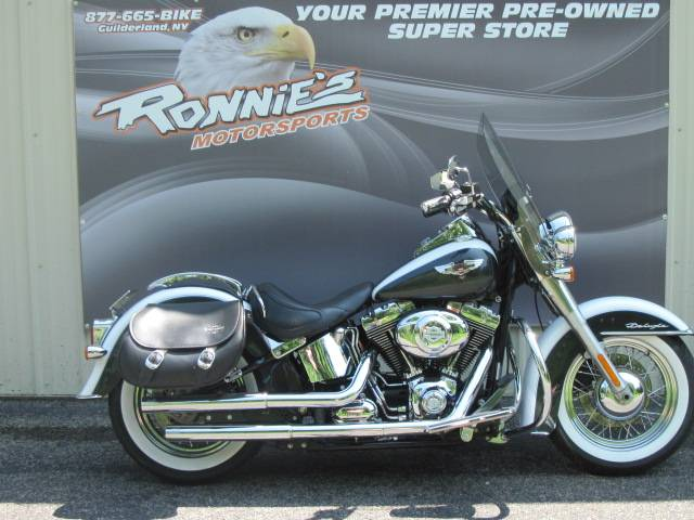 2009 Harley-Davidson Softail® Deluxe in Guilderland, New York - Photo 1