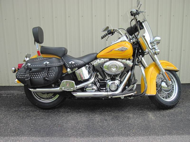 2011 Harley-Davidson Heritage Softail® Classic in Guilderland, New York