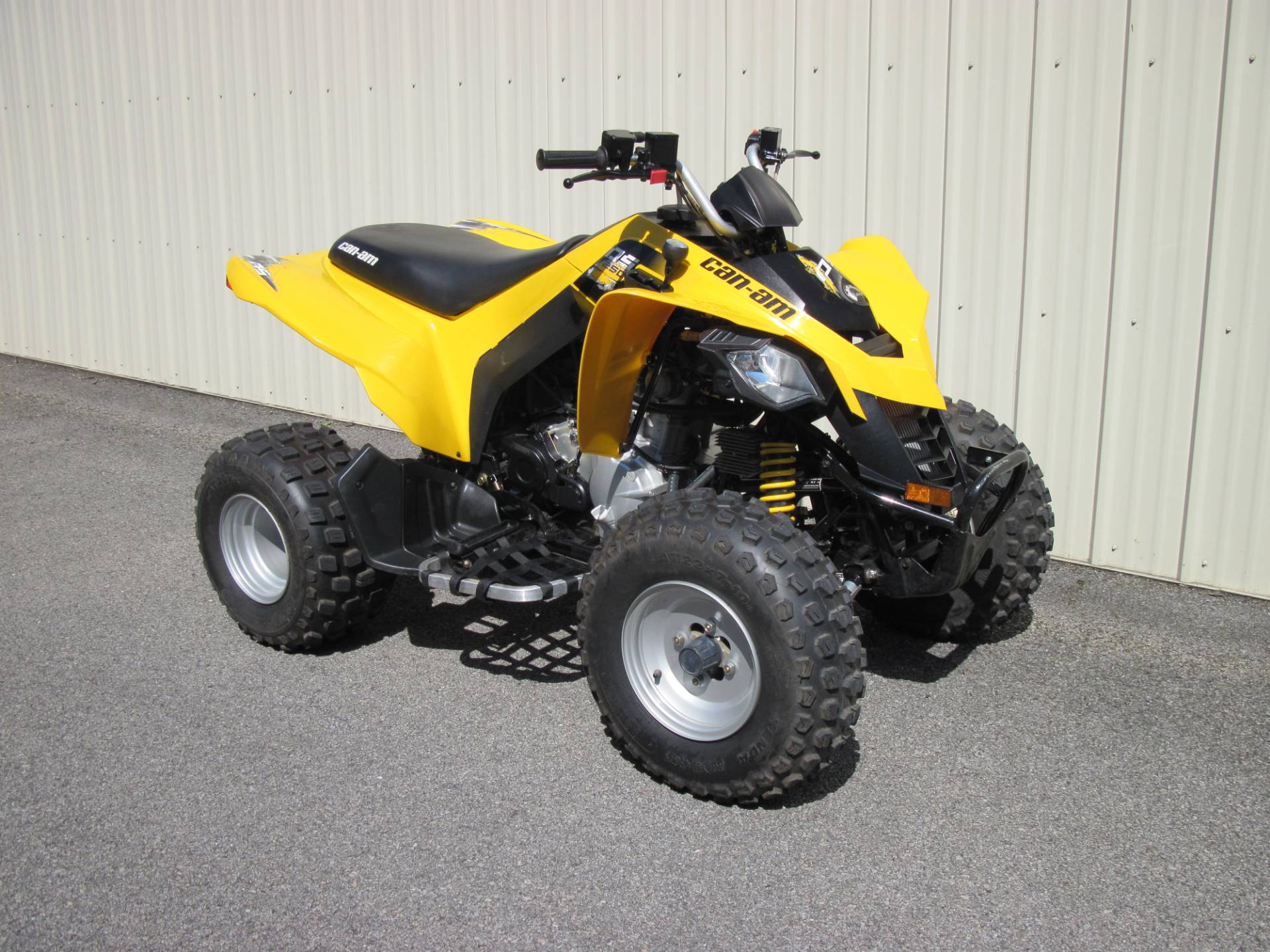 2012 Can-Am™ DS 250 2