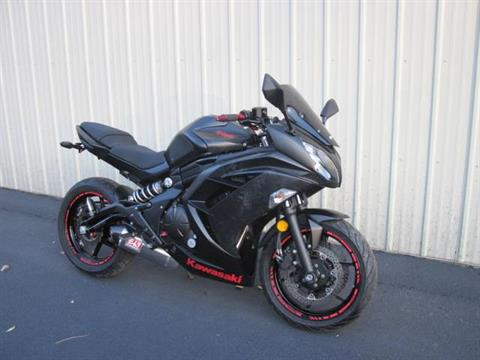 2014 Kawasaki Ninja® 650 in Guilderland, New York