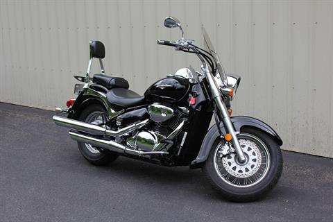 2005 Suzuki Boulevard C50 Black in Guilderland, New York