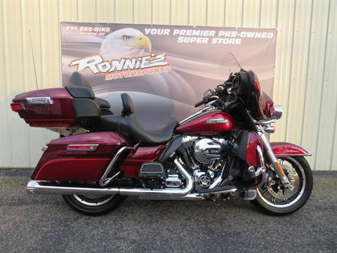 2016 Harley-Davidson Electra Glide® Ultra Classic® in Guilderland, New York - Photo 1