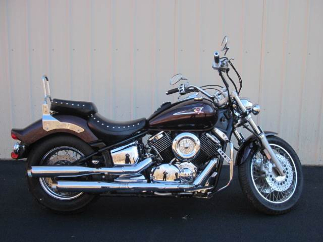 2007 Yamaha V Star 1100 in Guilderland, New York