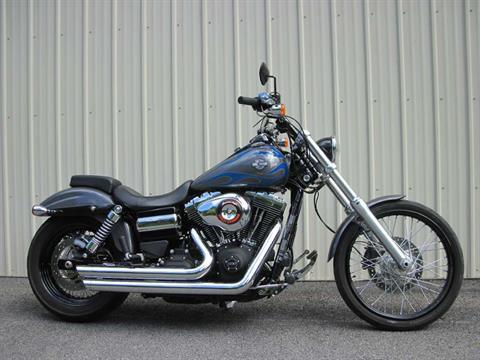 2014 Harley-Davidson Dyna® Wide Glide® in Guilderland, New York