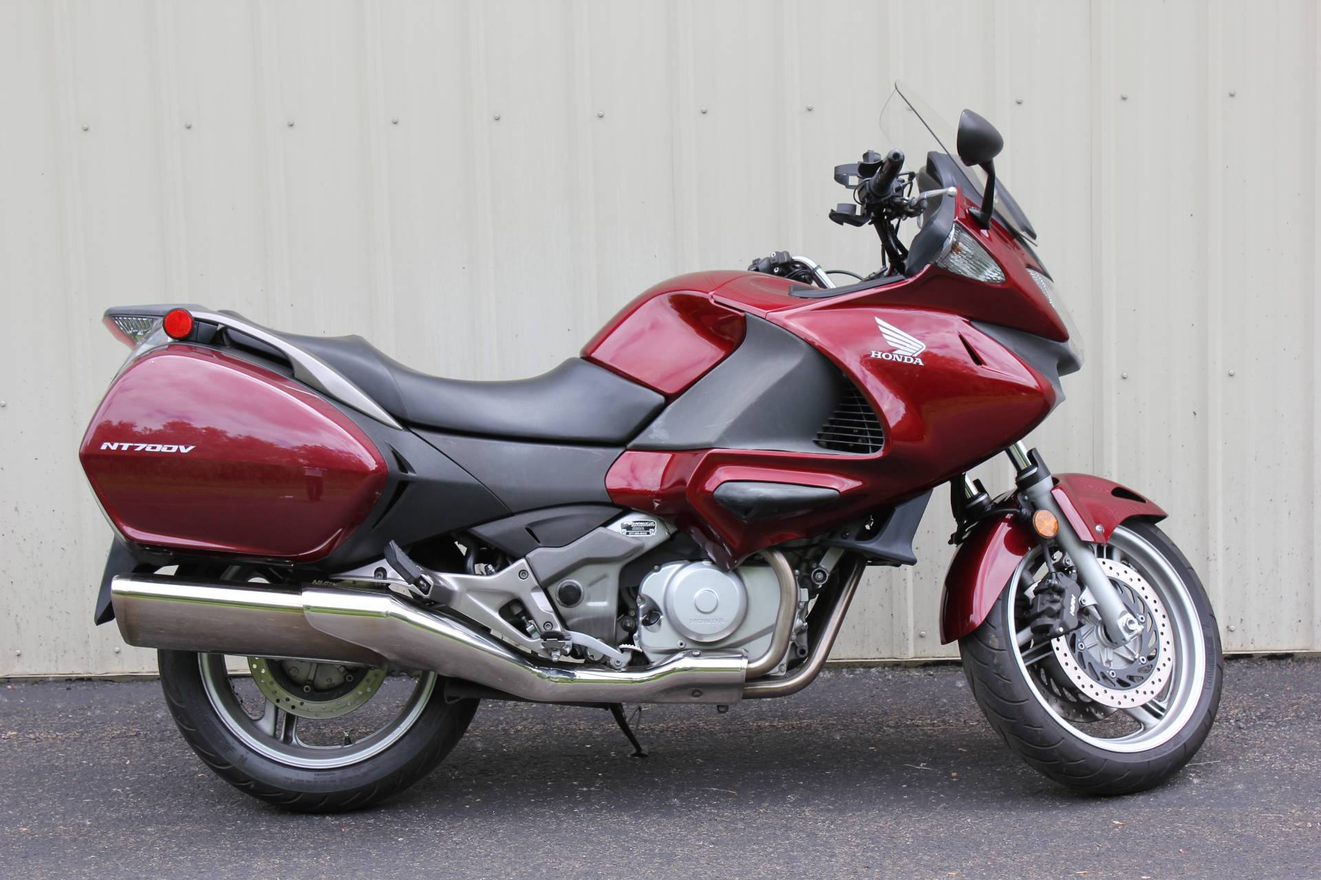 2010 Honda NT700V in Guilderland, New York