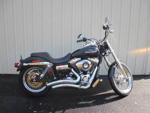 2012 Harley-Davidson Dyna® Super Glide® Custom in Guilderland, New York