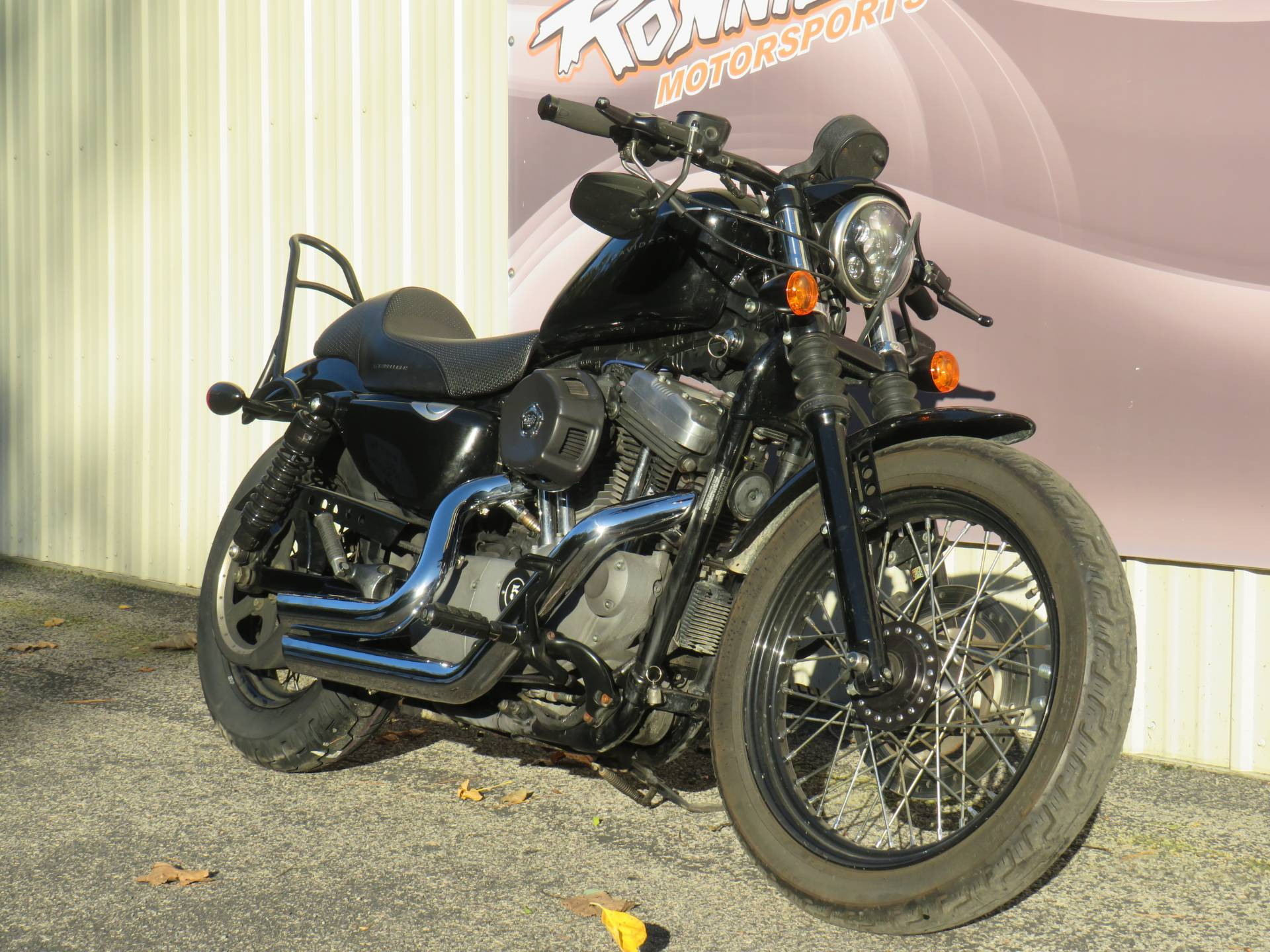 Used 2007 Harley Davidson Sportster 1200 Nightster Motorcycles In Guilderland Ny Stock Number 456135 Ronniesmotorsports Com