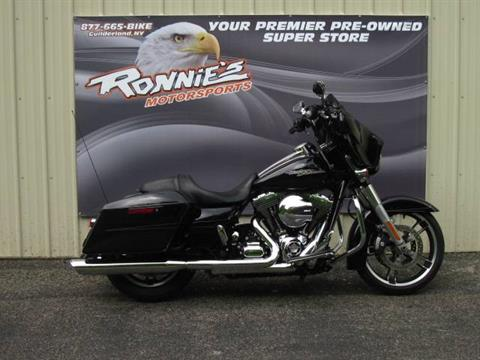 2014 Harley-Davidson Street Glide® Special in Guilderland, New York - Photo 1
