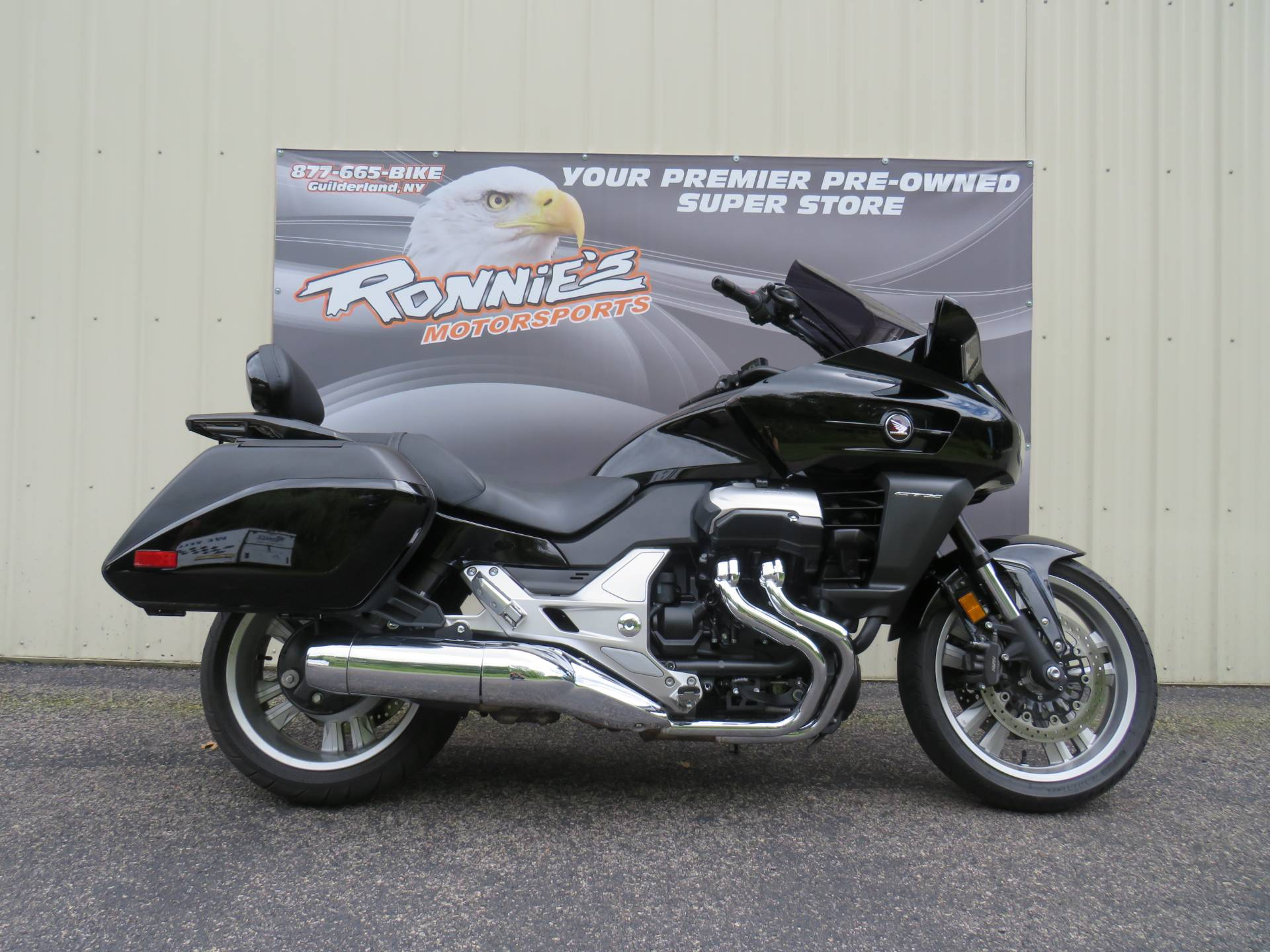 2014 Honda CTX®1300 in Guilderland, New York - Photo 1