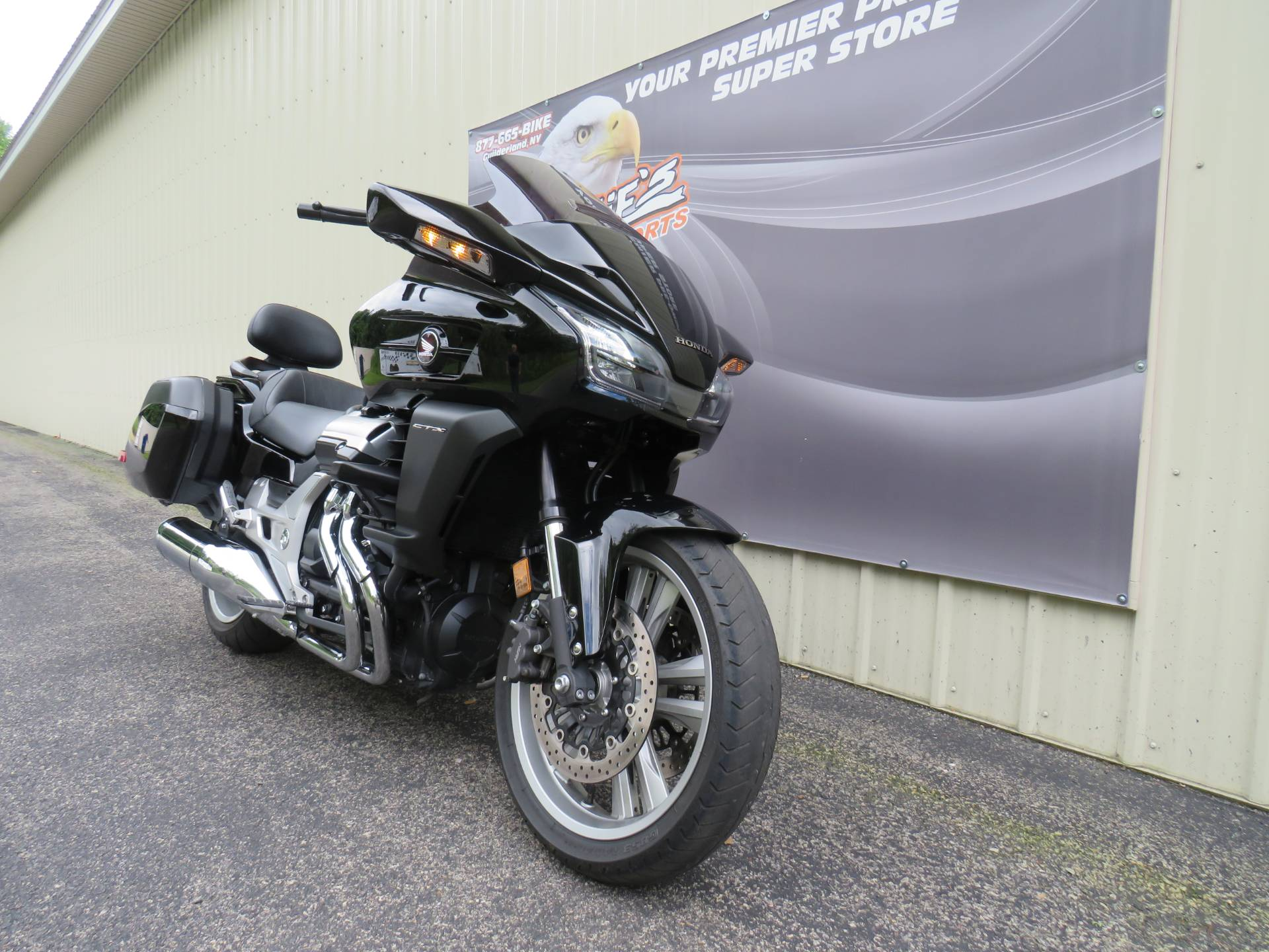 2014 Honda CTX®1300 in Guilderland, New York - Photo 2