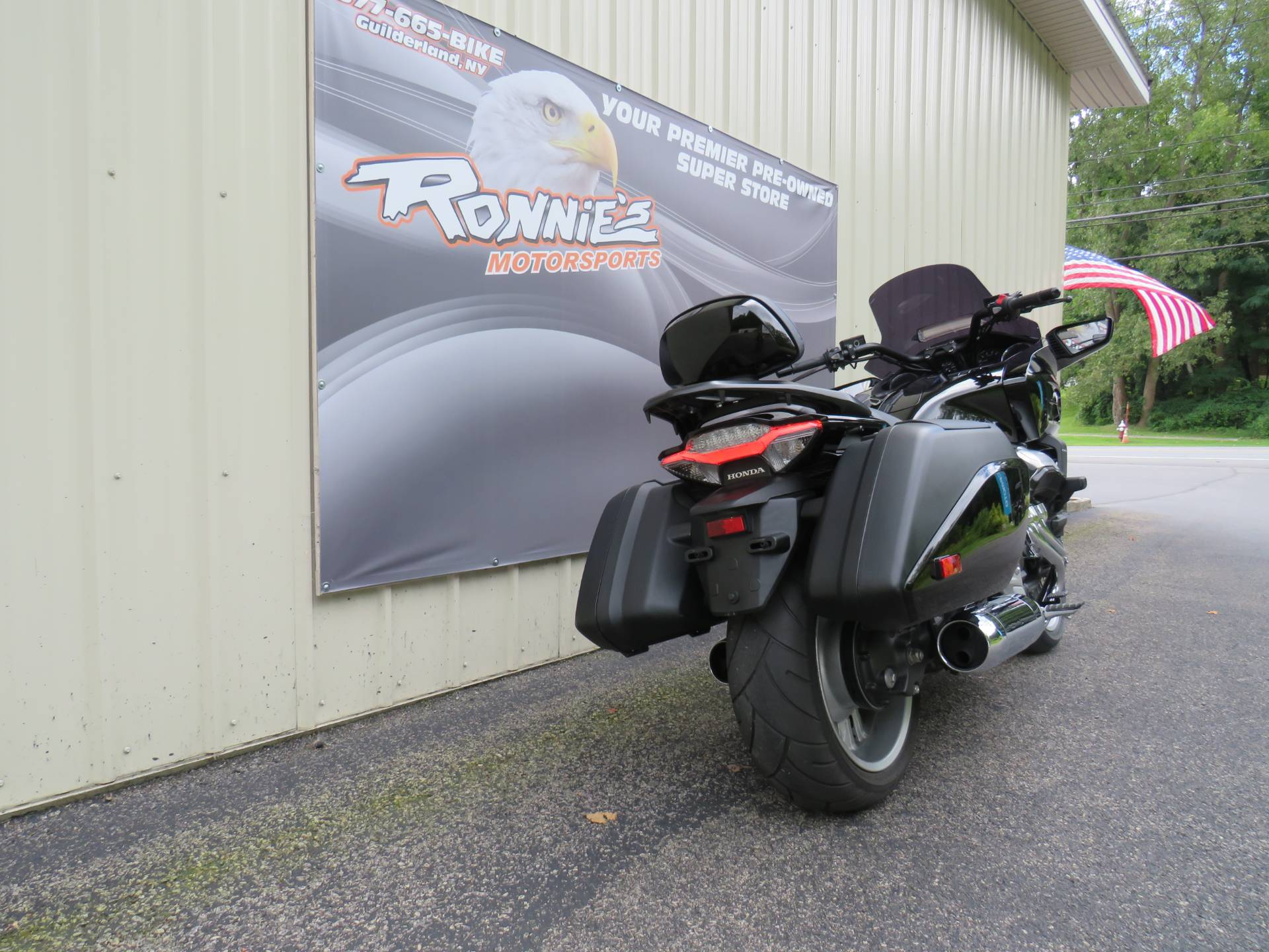 2014 Honda CTX®1300 in Guilderland, New York - Photo 3