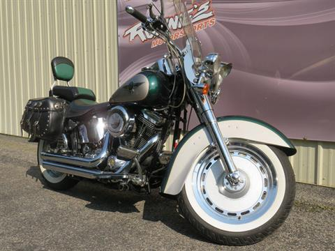 1996 HARLEY DAVIDSON FLSTN in Guilderland, New York - Photo 2