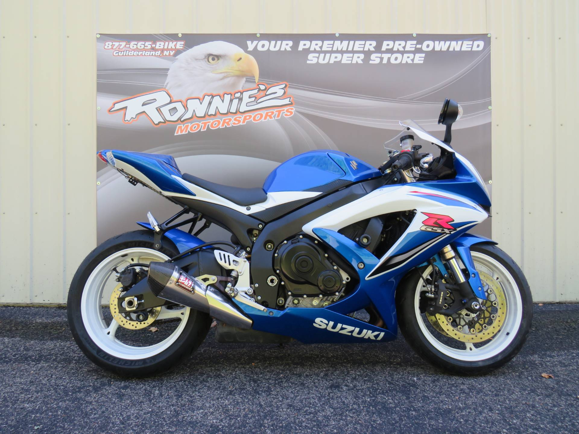 2009 Suzuki GSX-R600™ in Guilderland, New York - Photo 1