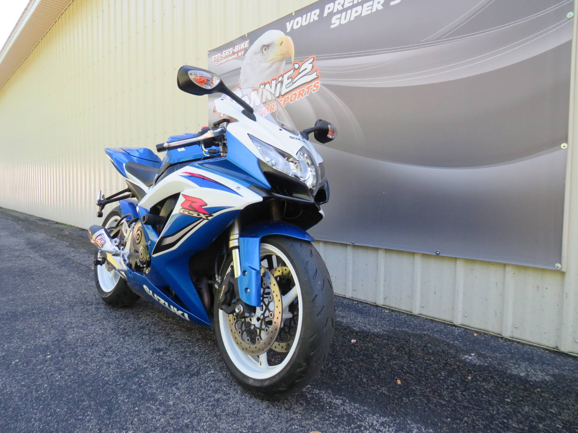 2009 Suzuki GSX-R600™ in Guilderland, New York - Photo 2