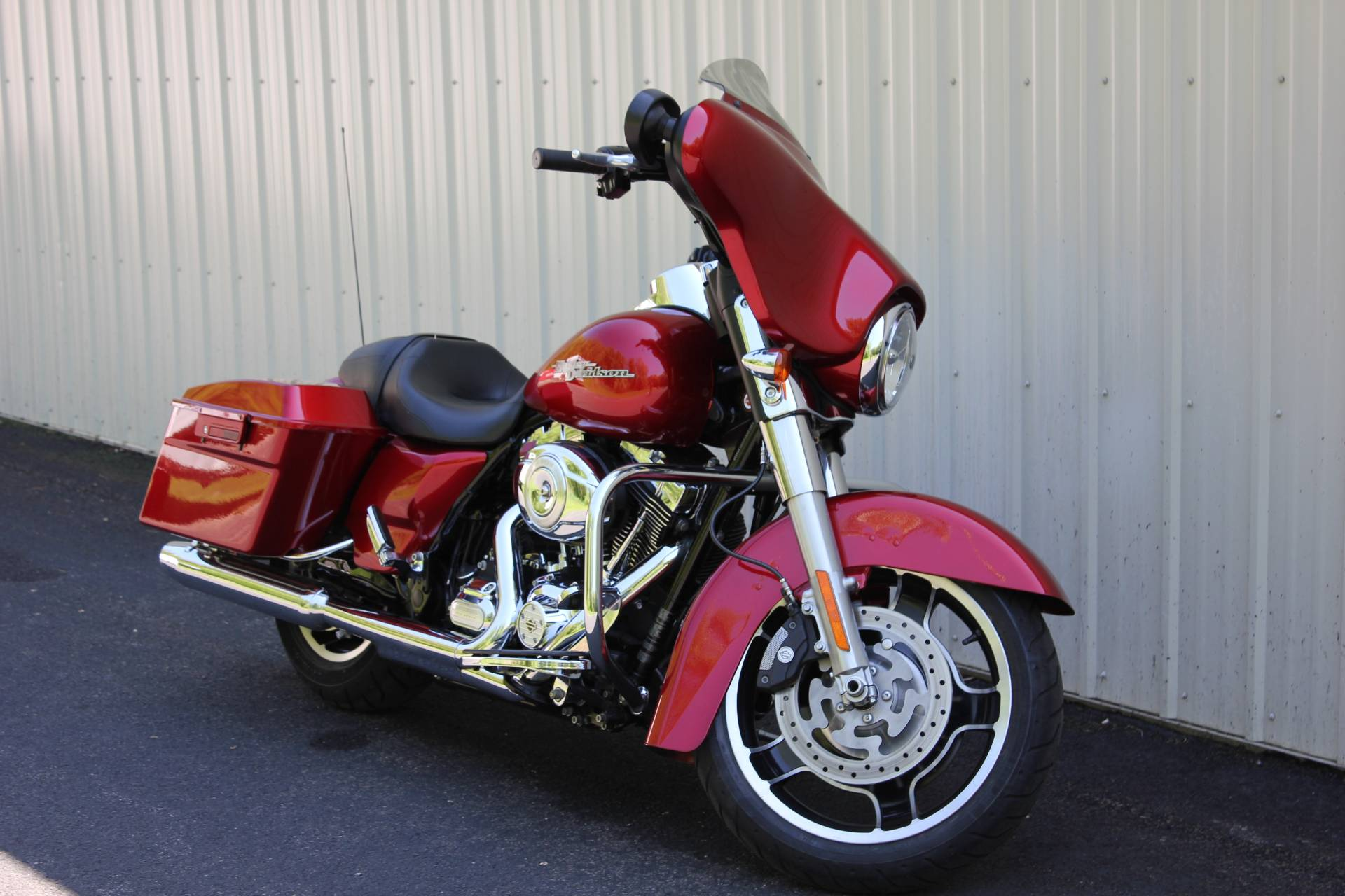 2013 Harley-Davidson Street Glide® in Guilderland, New York