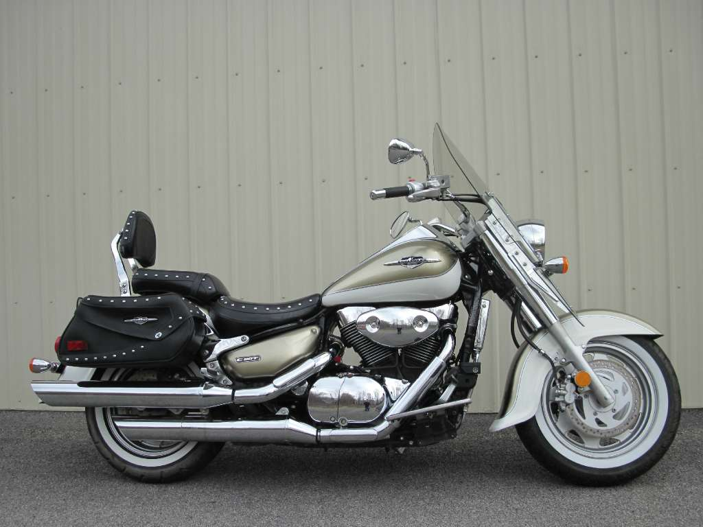 2008 Suzuki Boulevard C90T in Guilderland, New York