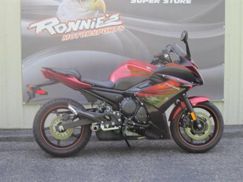 2011 Yamaha FZ6R in Guilderland, New York - Photo 1