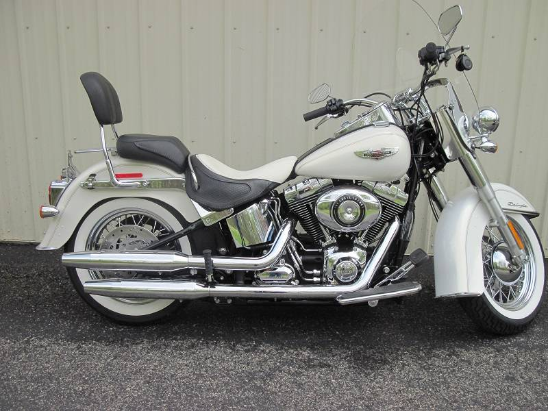 2014 Harley-Davidson Softail® Deluxe in Guilderland, New York - Photo 1