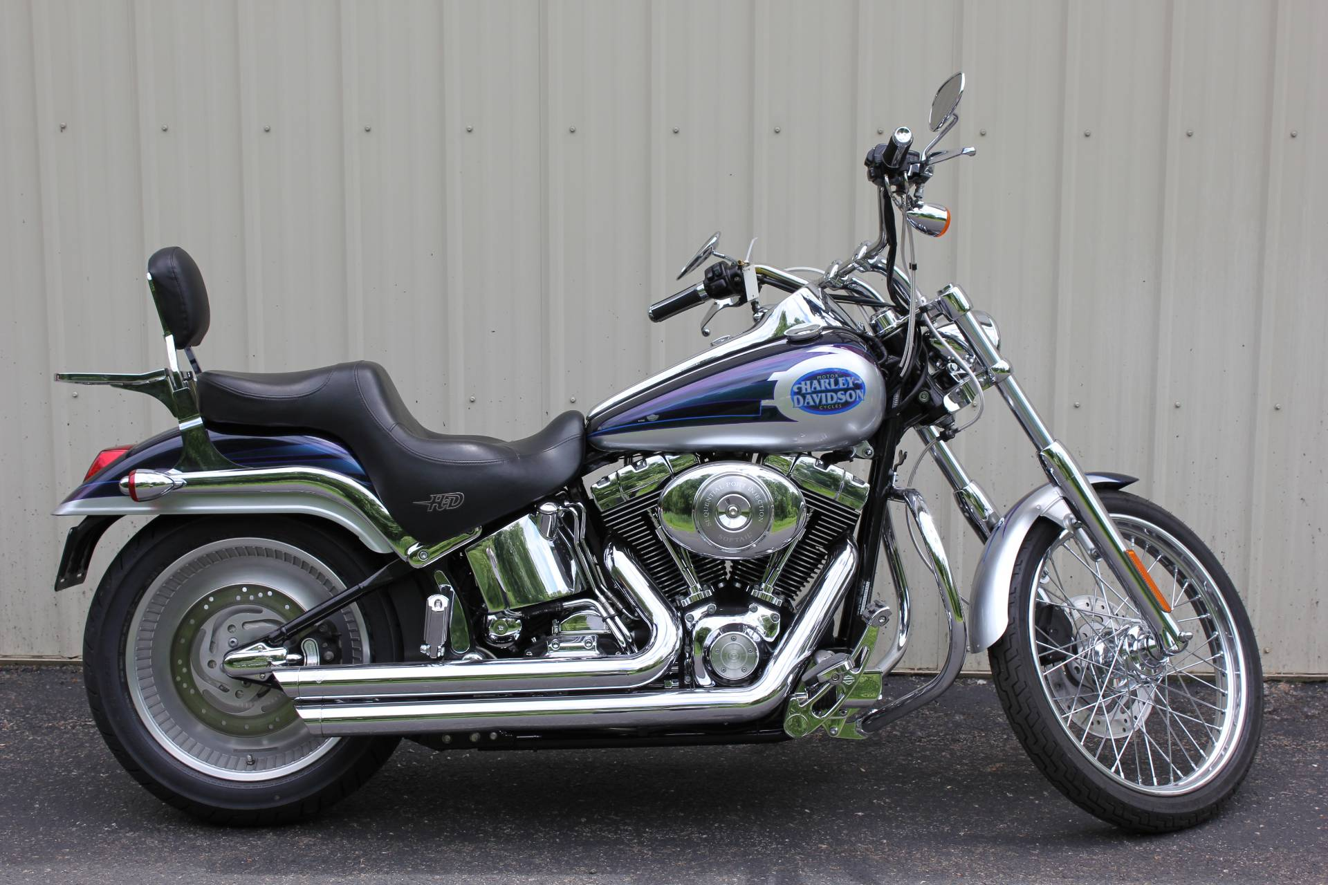 2005 Harley-Davidson FXSTD/FXSTDI Softail® Deuce™ in Guilderland, New York