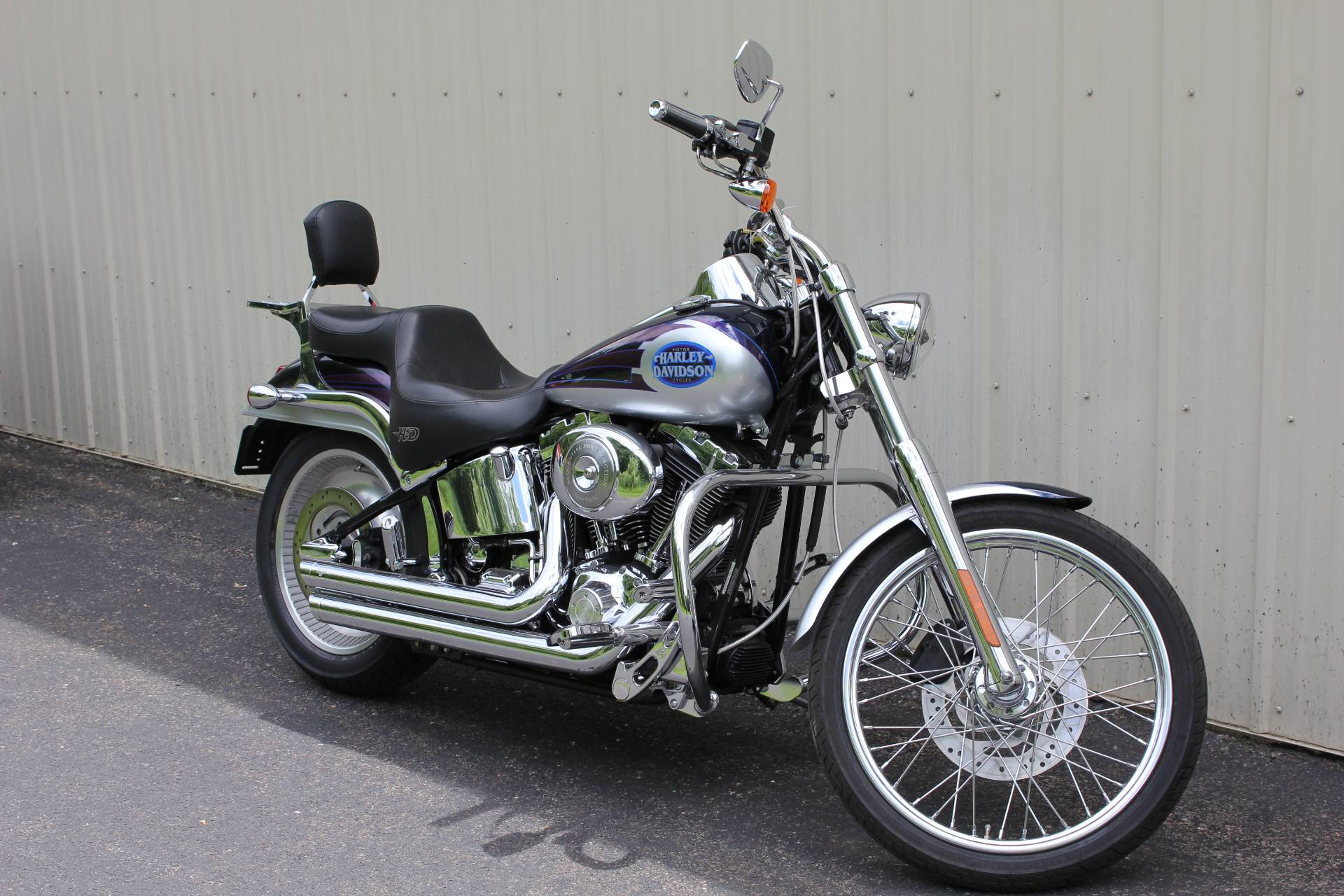 2005 Harley-Davidson FXSTD/FXSTDI Softail® Deuce™ in Guilderland, New York - Photo 2
