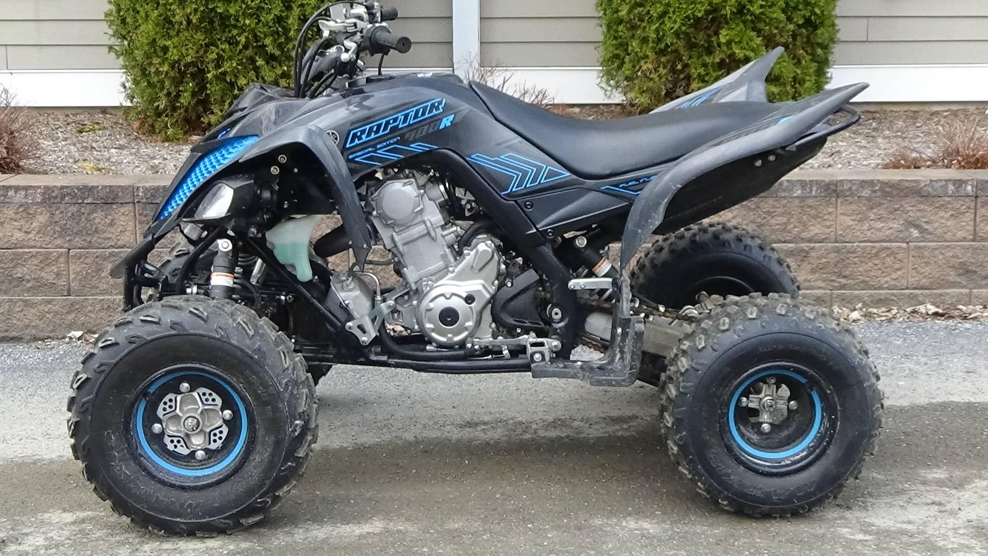 2017 Yamaha Raptor 700R SE for sale 108947