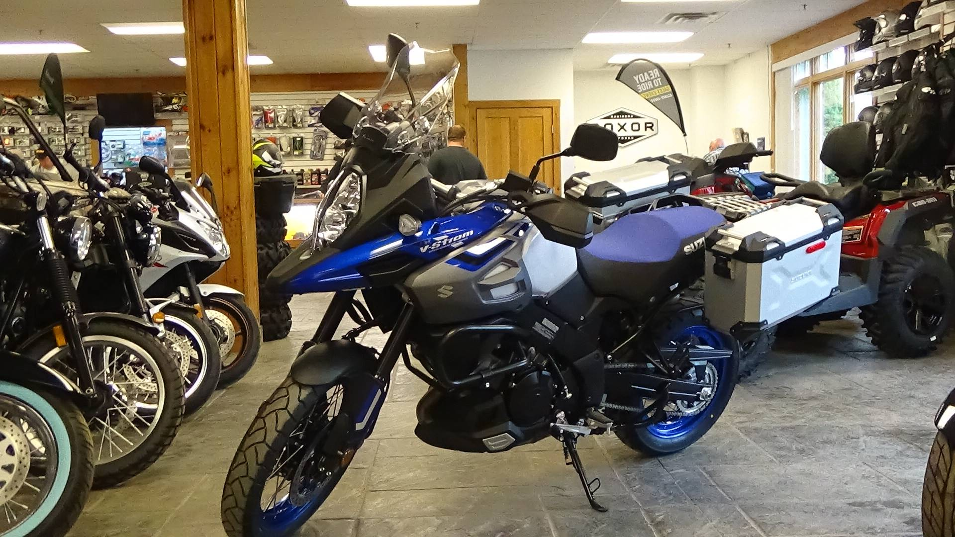 2019 Suzuki V-Strom 1000XT Adventure in Bennington, Vermont - Photo 4