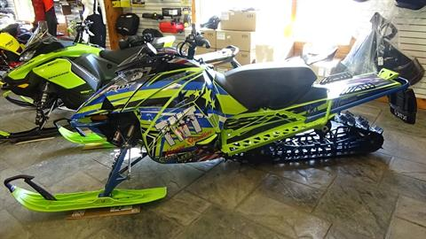 2020 Arctic Cat Riot X 8000 ES in Bennington, Vermont - Photo 4