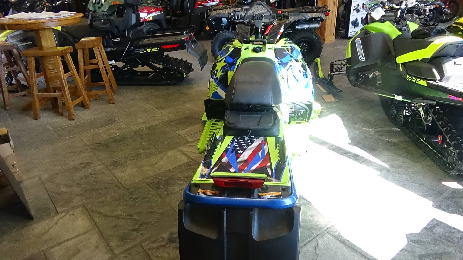 2020 Arctic Cat Riot X 8000 ES in Bennington, Vermont - Photo 5