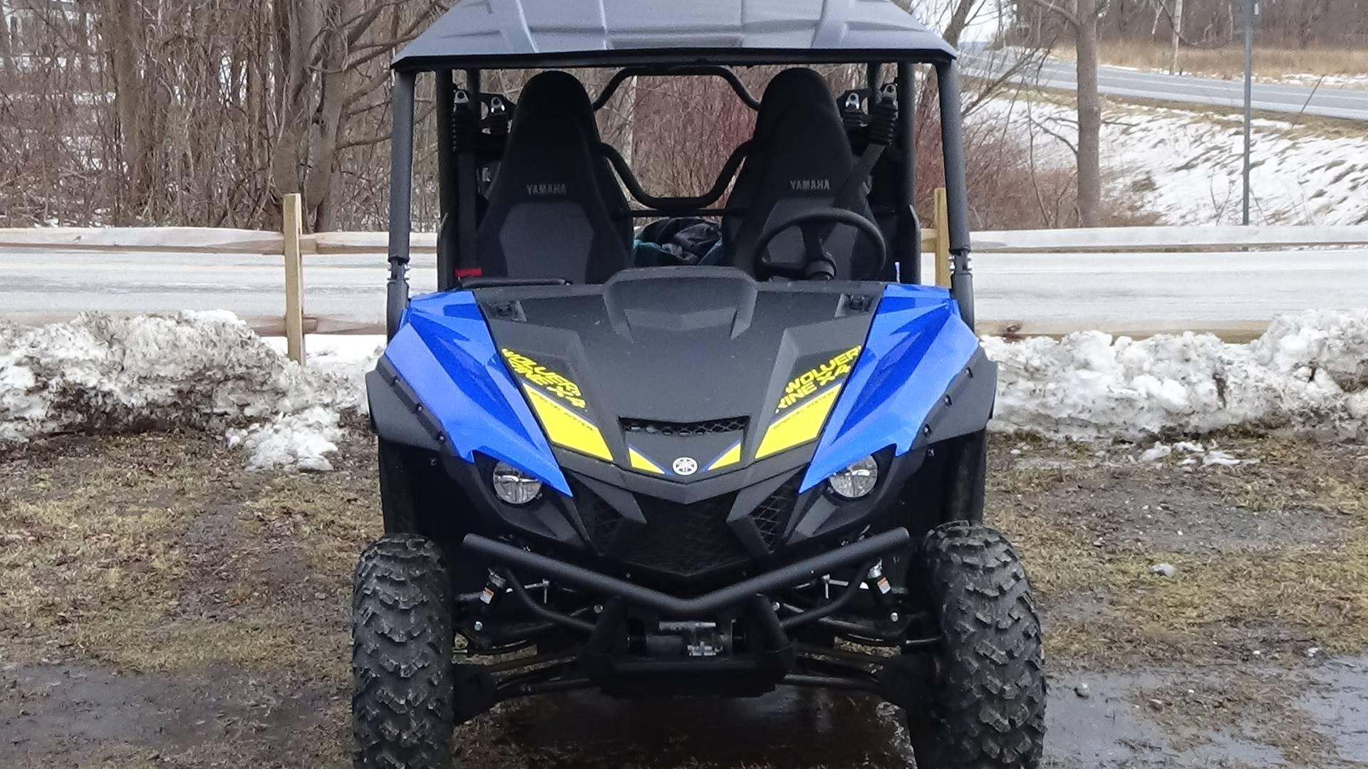 627709c185c New 2019 Yamaha Wolverine X4 SE Utility Vehicles in Adams