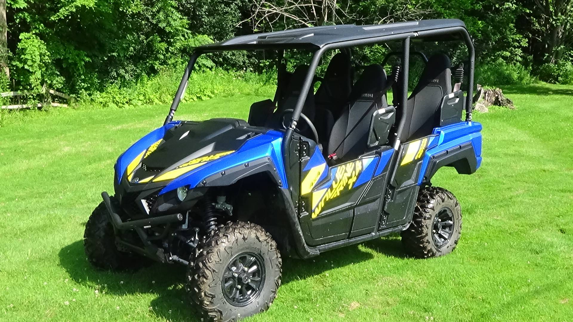 New 2019 Yamaha Wolverine X4 SE Utility Vehicles in Adams