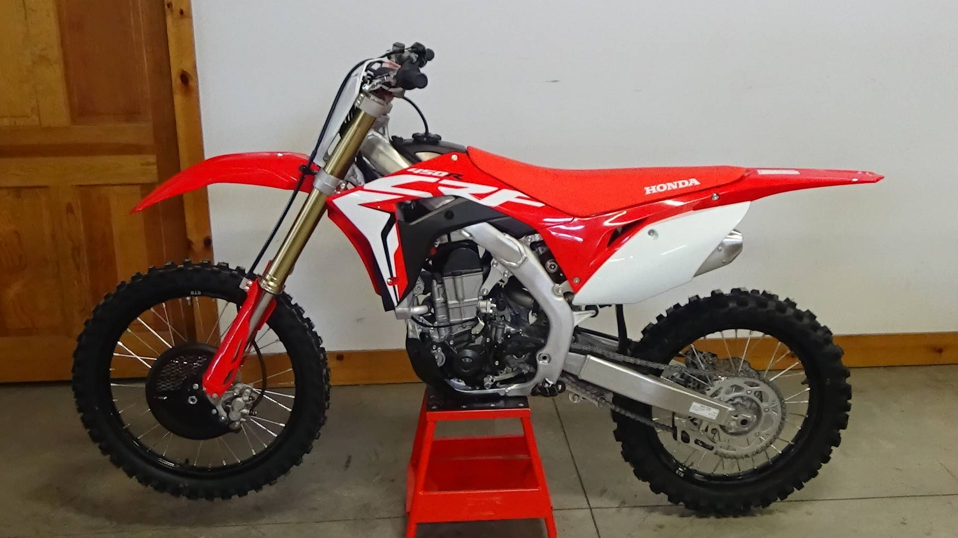 2019 Honda CRF450R in Bennington, Vermont - Photo 1