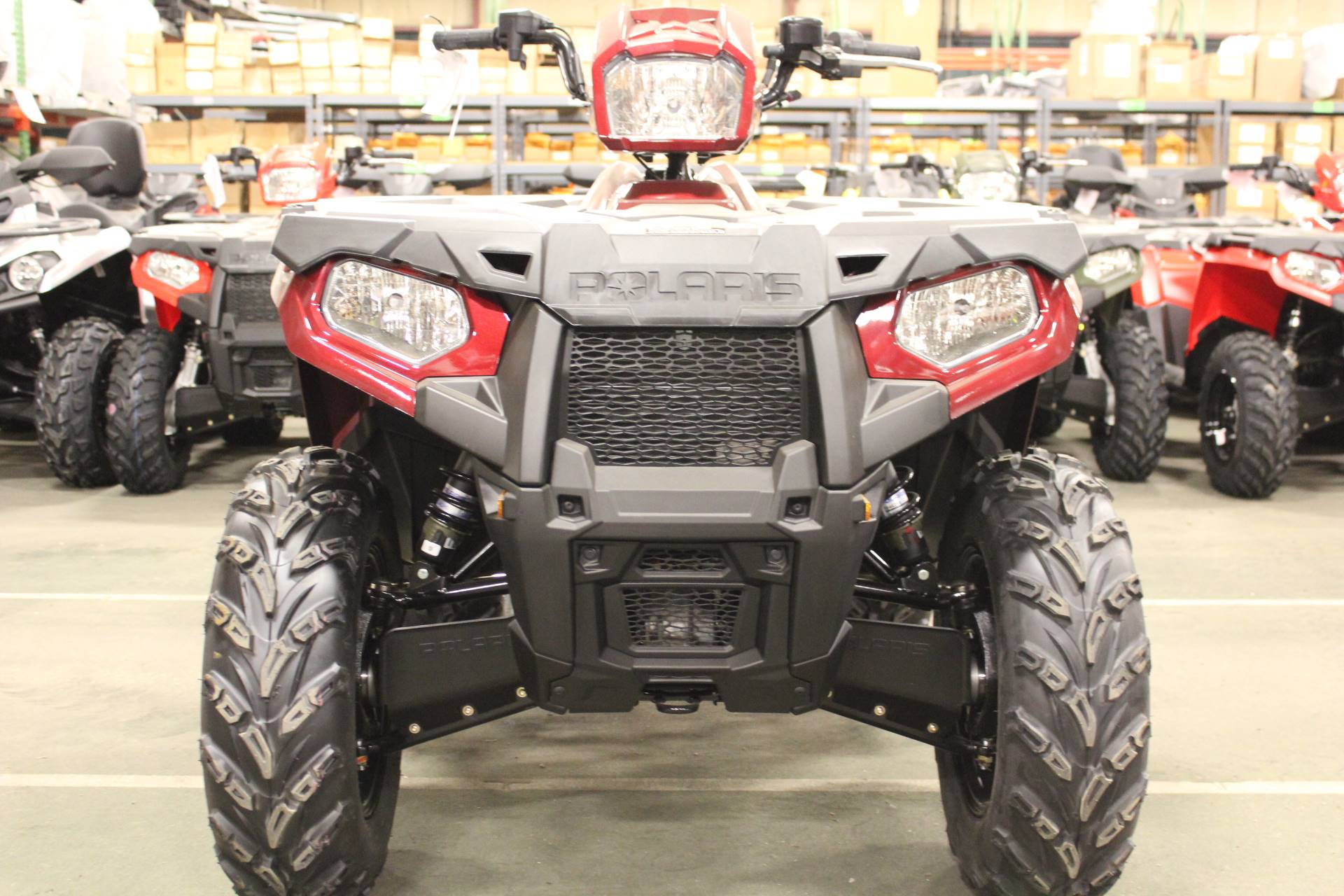 2019 Polaris Sportsman 570 SP in Bennington, Vermont