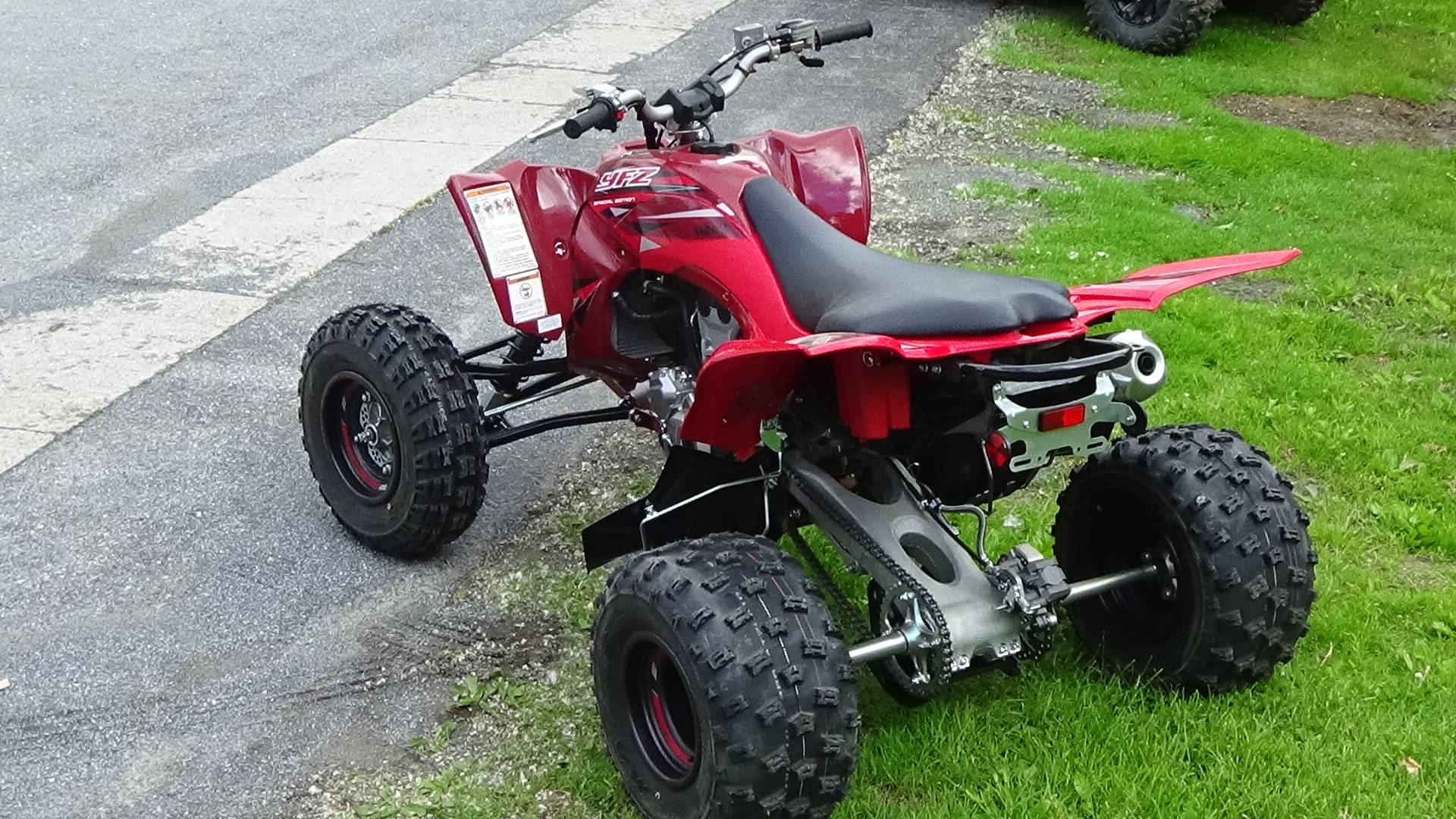 2019 Yamaha YFZ450R SE in Bennington, Vermont - Photo 3