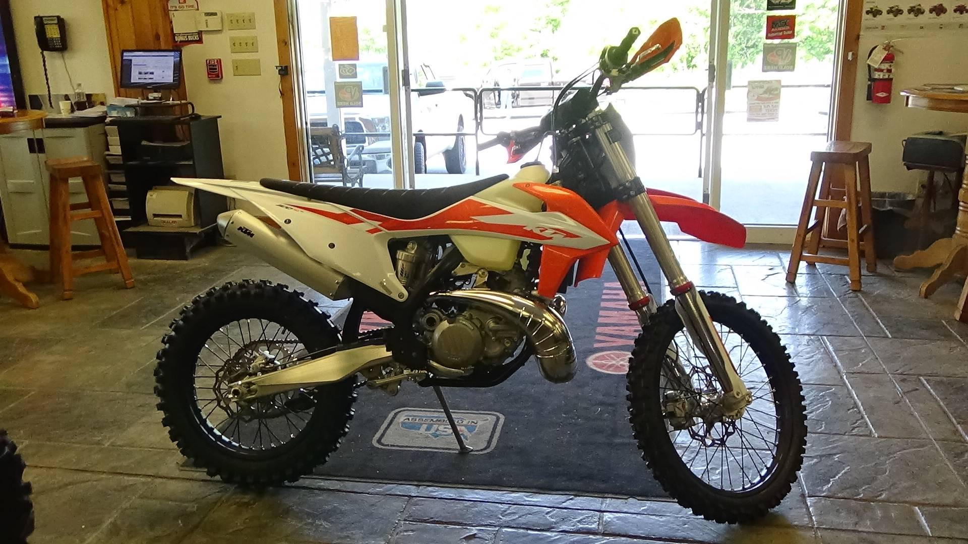 2020 KTM 300 XC TPI in Bennington, Vermont - Photo 5