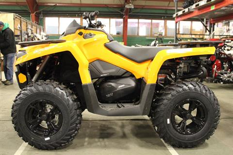 2019 Can-Am Outlander DPS 450 in Bennington, Vermont
