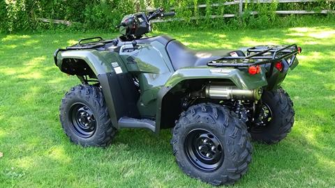 2020 Honda FourTrax Foreman Rubicon 4x4 Automatic DCT EPS in Bennington, Vermont