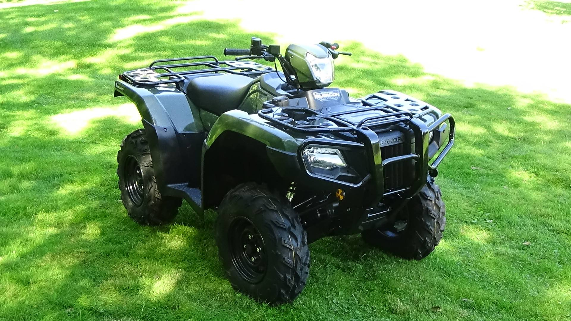2020 Honda FourTrax Foreman Rubicon 4x4 Automatic DCT EPS in Bennington, Vermont - Photo 7