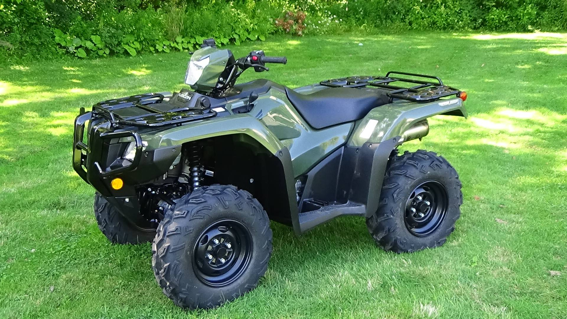 2020 Honda FourTrax Foreman Rubicon 4x4 Automatic DCT EPS in Bennington, Vermont - Photo 10