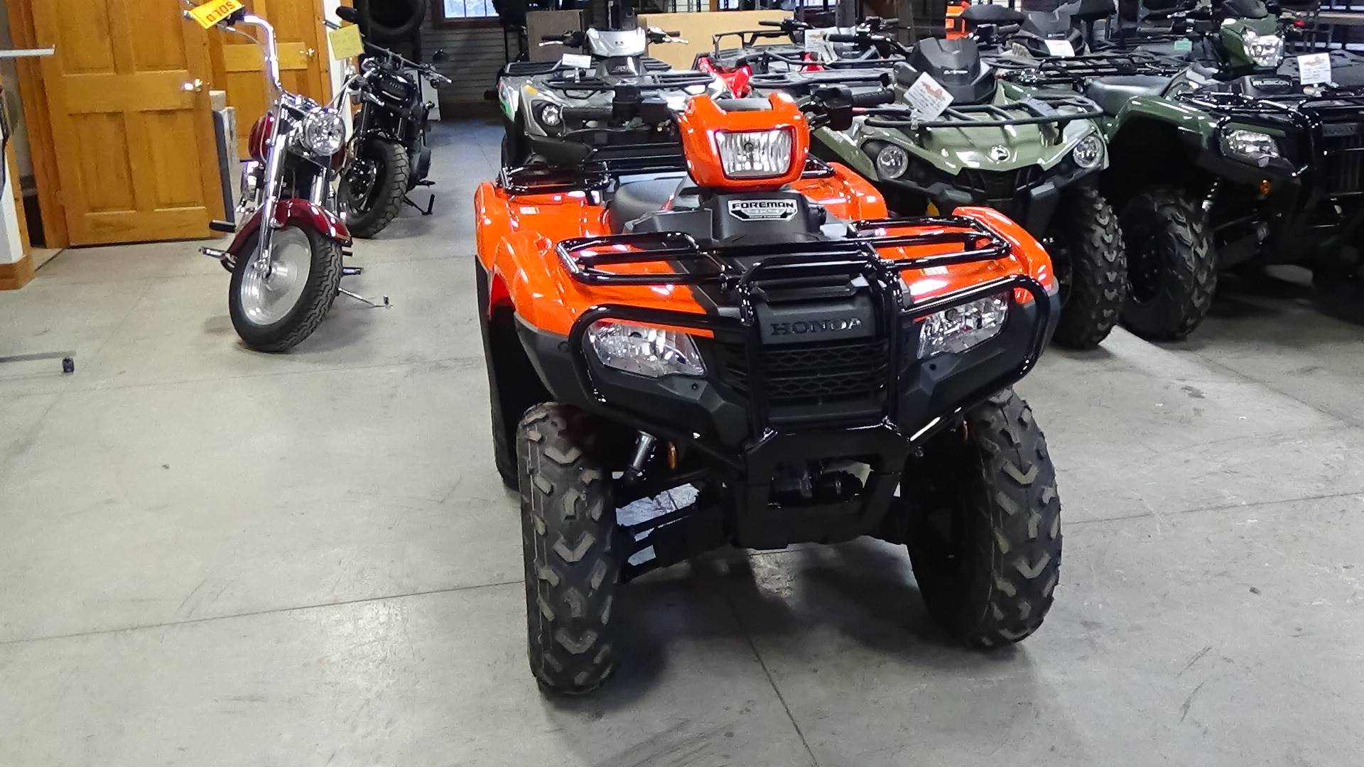 2019 Honda FourTrax Foreman 4x4 ES EPS in Bennington, Vermont - Photo 3