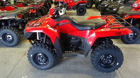 2019 Suzuki KingQuad 500AXi in Bennington, Vermont - Photo 2