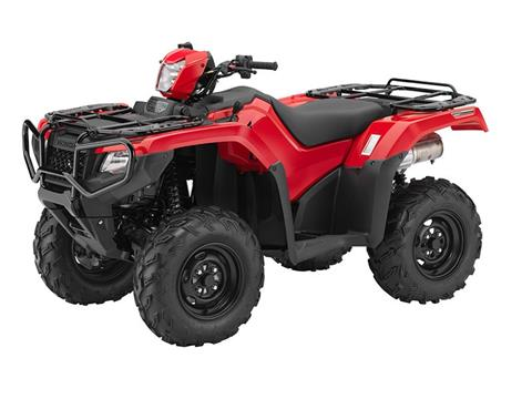 2016 Honda FourTrax Foreman Rubicon 4x4 Automatic DCT in Bennington, Vermont