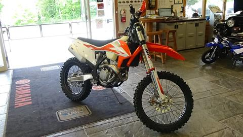 2020 KTM 350 XC-F in Bennington, Vermont - Photo 5