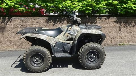 2016 Yamaha Grizzly EPS in Bennington, Vermont