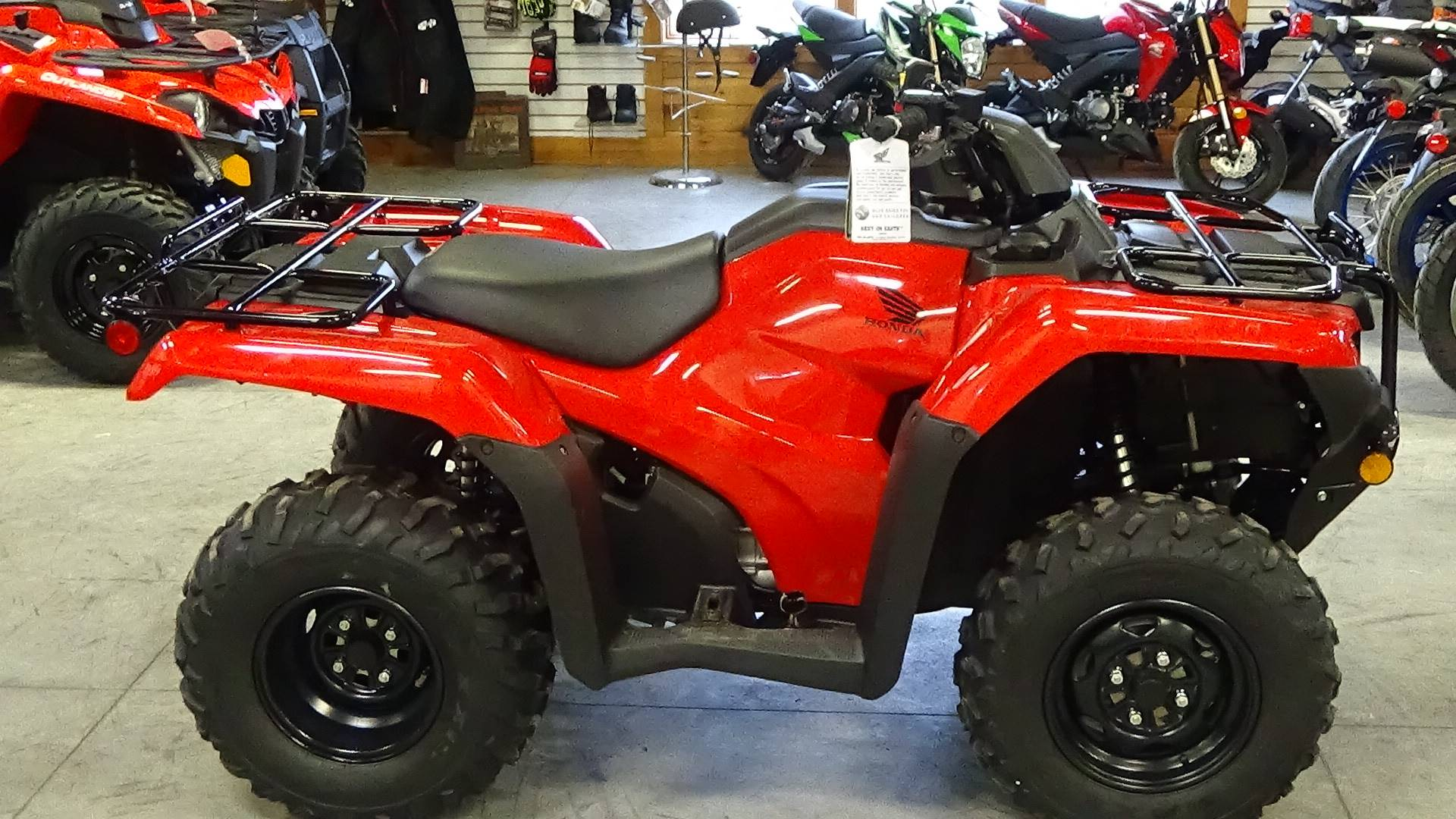 2019 Honda FourTrax Rancher 4x4 ES in Bennington, Vermont - Photo 1