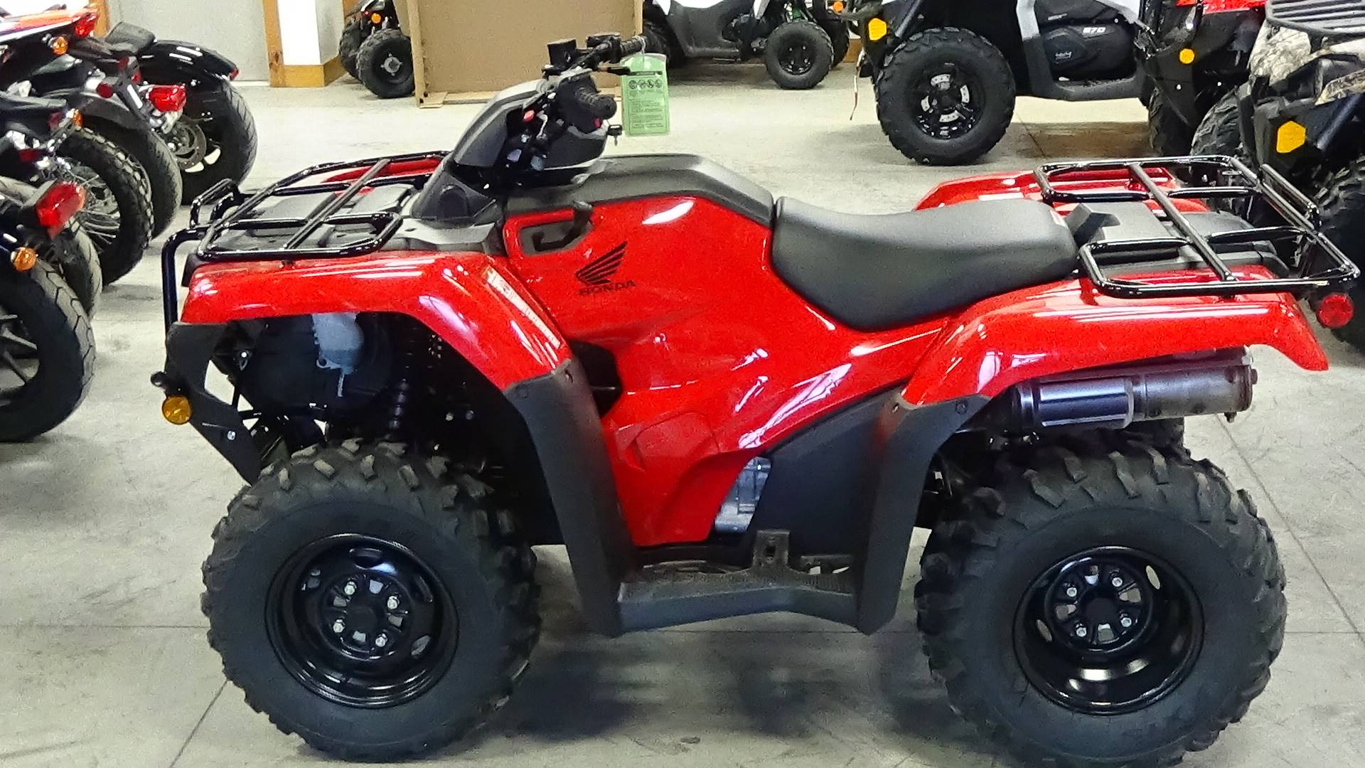 2019 Honda FourTrax Rancher 4x4 ES in Bennington, Vermont - Photo 2