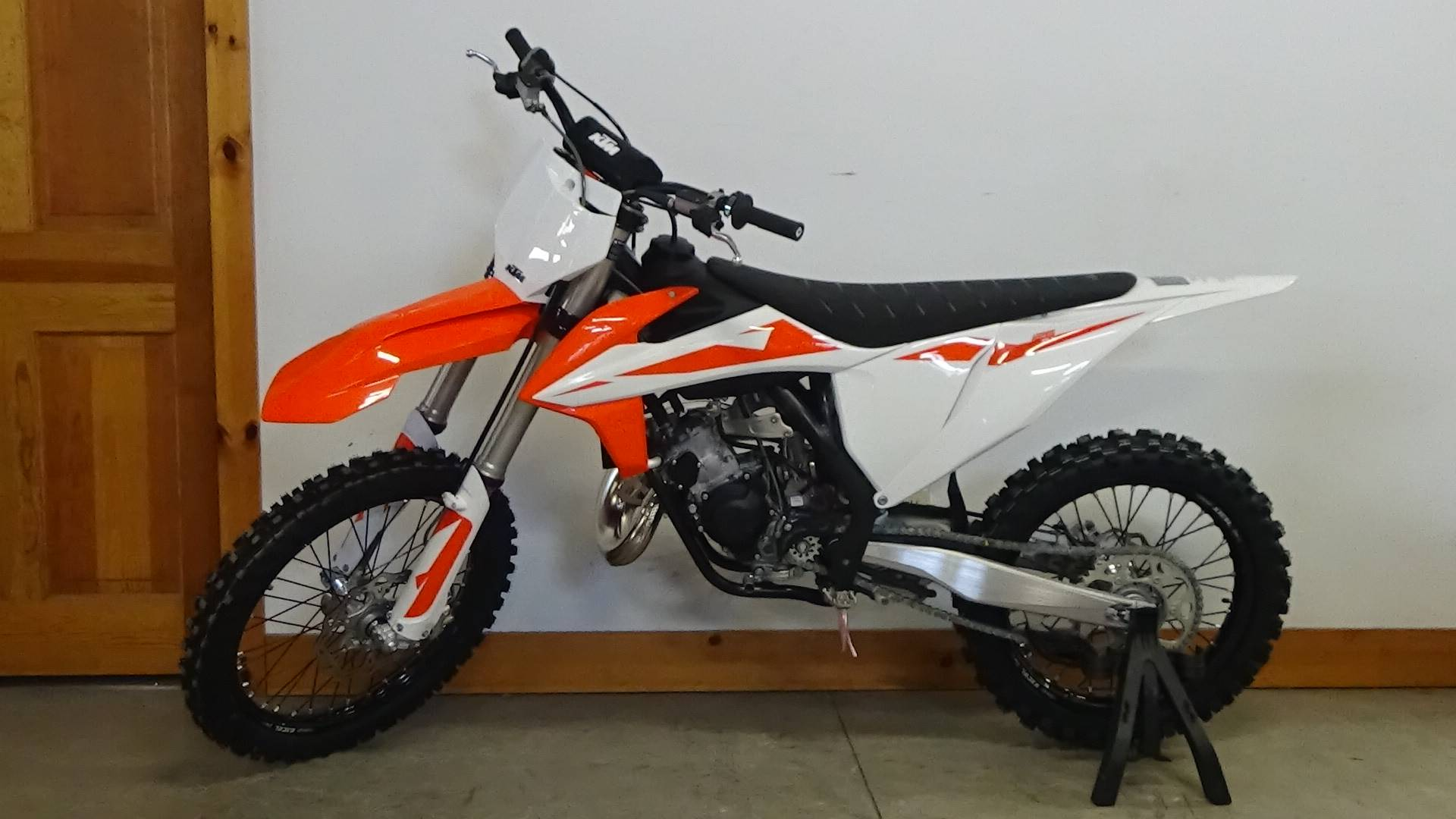 New 2019 KTM 125 SX Motorcycles in Adams, MA | Stock Number