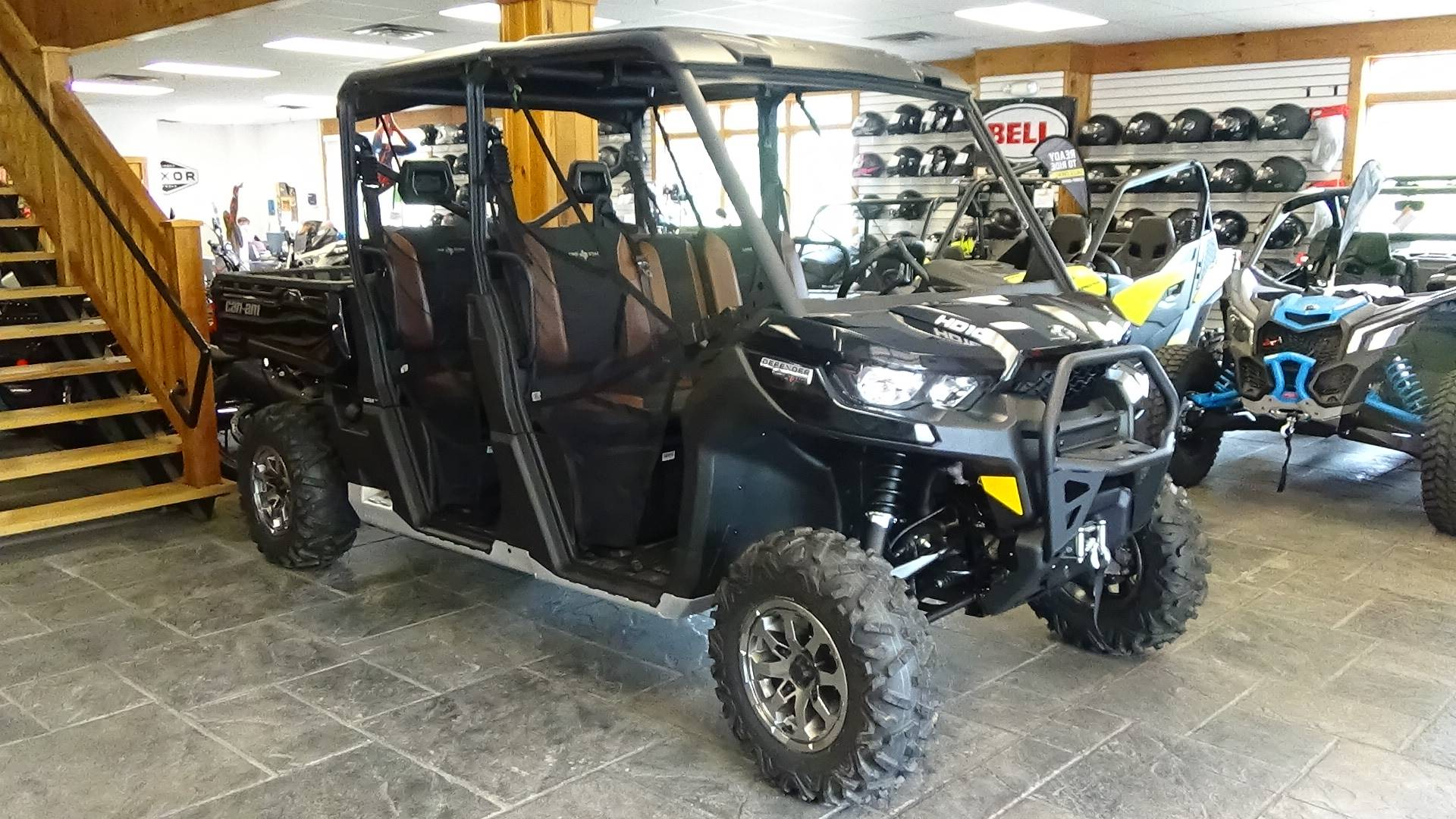 2019 Can-Am Defender MAX Lone Star HD10 in Bennington, Vermont - Photo 1