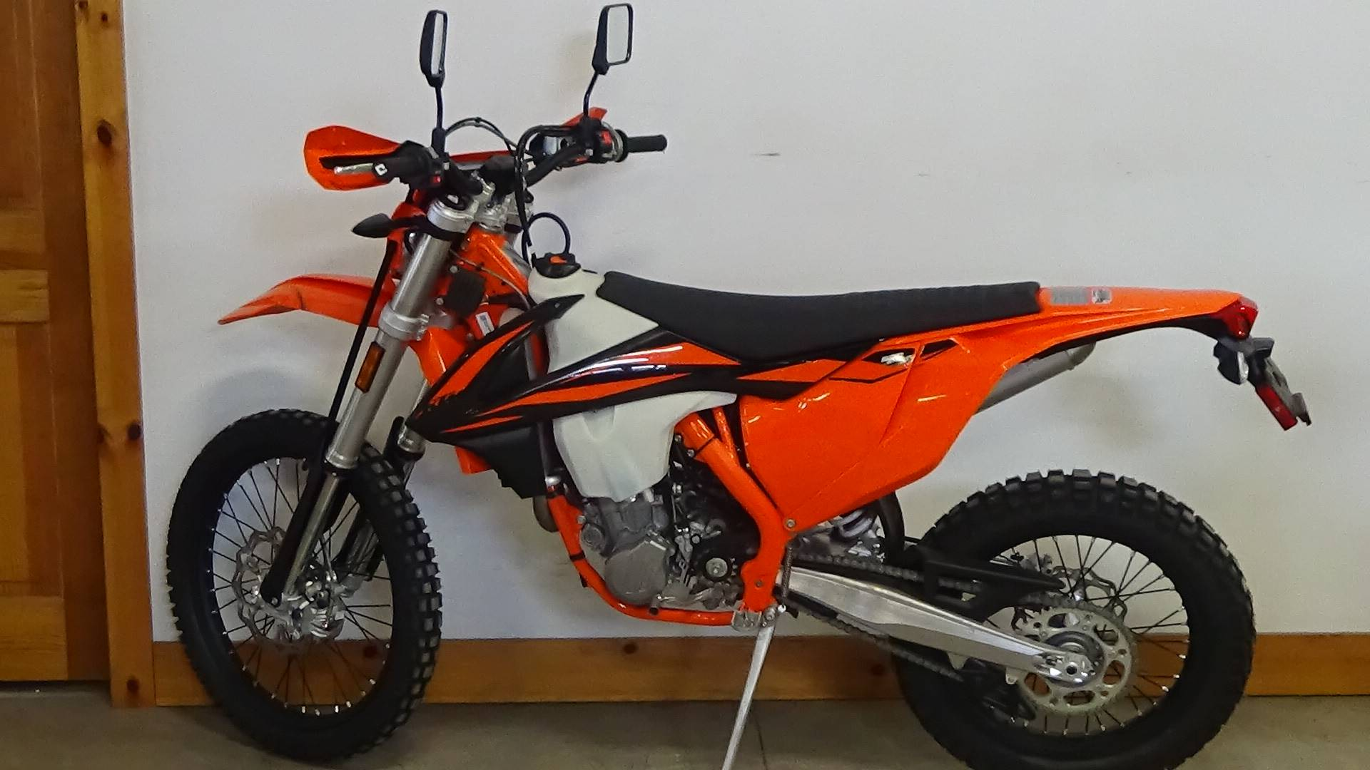 New 2019 KTM 500 EXC-F Motorcycles in Adams, MA | Stock Number: 421121